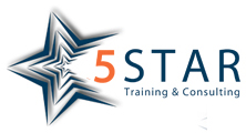 5 Star Training Logo
